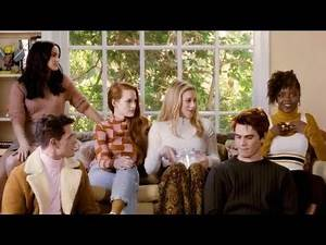 Riverdale Cast Gets CANDID With Game Of Truth Or Dare