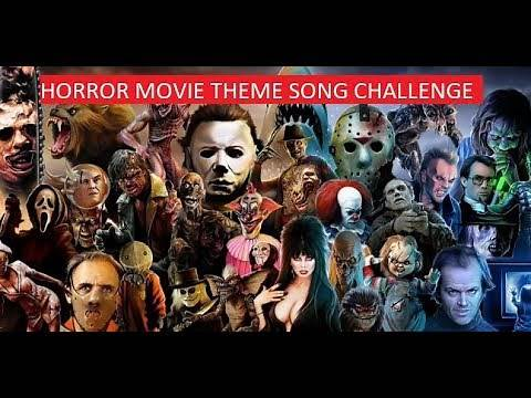 GUESS THAT HORROR MOVIE THEME SONG CHALLENGE