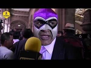 """El Fantasma: """"Mi Lucha Libre Profesional es parte de mi cultura"""""""