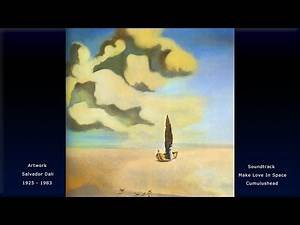 Salvador Dali Paintings from1925 -1983 Fullscreen HD