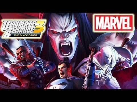 Marvel Ultimate Alliance 3 Expansion Pack 1 - New Mode! New Characters!