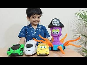 Bump and Go Toys Rumble