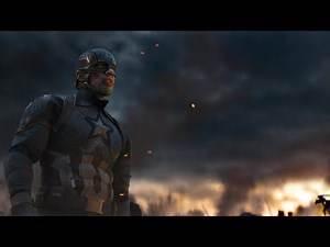 Captain America Stands Up Scene - Steve vs Army | Avengers ENDGAME (2019)