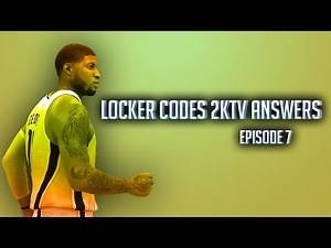 NBA 2K17 - Free VC Coins MyTeam Card Locker Code | PS4/XB1/PC | Episode 7 NBA2KTV Answers