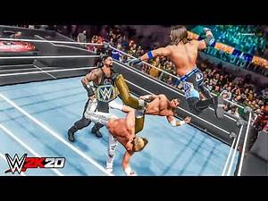 WWE 2K20 Top 10 Finisher Combinations! | Part 1