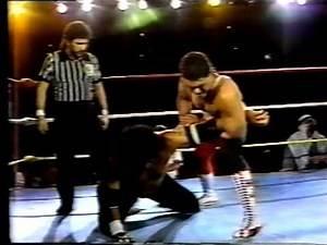 WWC: Samoan Swat Team vs. Miguelito Pérez & Huracán Castillo Jr. (1991)