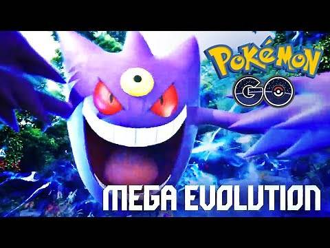 Pokémon GO - Official Mega Evolution Launch Trailer