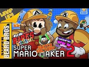 Wrapping up the First Set | Super Mario Maker 2 | Super Beard Bros.