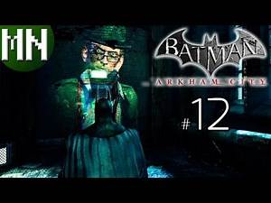 "Batman: Arkham City ""Side Missions""   Gameplay Walkthrough Part 12"