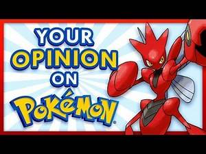 Your Opinion on Pokemon - Generation 2
