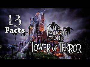 13 Spooky Facts About The Twilight Zone Tower of Terror at Disney's Hollywood Studios - ParkFacts