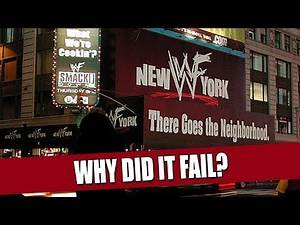 What Ever Happened to WWF New York?