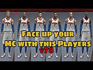 NBA2K20 MOBILE - How to Face Up my MC's to the Run the Streets Players   Using GameGuardian