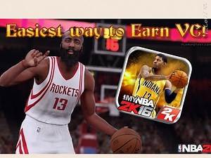EASIEST WAY TO GET VC IN NBA 2K16 - New 2k16 VC App!!!