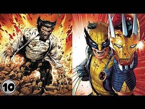 Top 10 Weirdest Wolverine Comic Stories