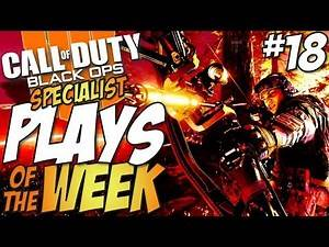 Call of Duty: Black Ops 4 - PLAYS OF THE WEEK - Specialist #18