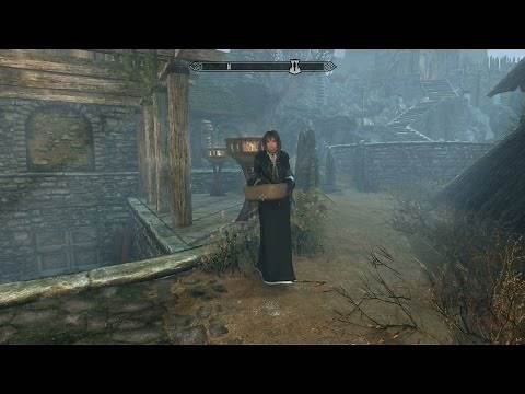 Skyrim mod of the day: Witcher 3 Female Armors