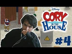 Cory In The House - Part 4 Playthrough - School Daze
