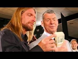 Triple H Sells Over $1 Million In WWE Stock, AEW Unsanctioned Match Fined!