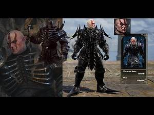 Witcher 3 Imlerith in SoulCalibur 6 (Custom Character)
