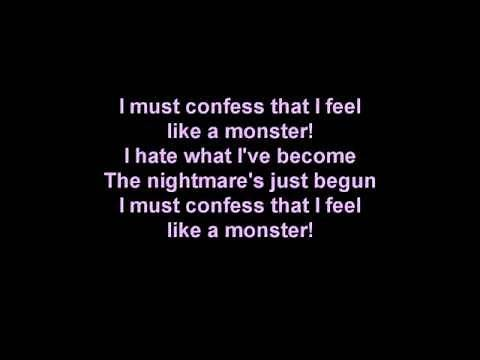 Skillet - Monster - WWE Hell In a Cell 2009 theme Song Lyrics