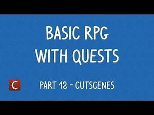 Basic RPG with quests Part 12 [stencyl]