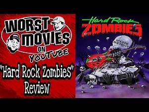 "Worst Movies On YouTube: ""Hard Rock Zombies"" Review"