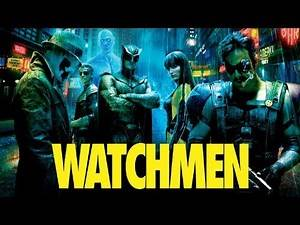 Watchmen (2009) (Ultimate Cut) Movie Live Reaction! | First Time Watching! | Livestream!
