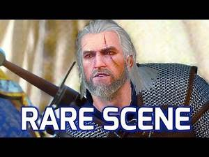 Witcher 3 [Rare Scene]: What Happens if You Seek the Duchess at Night?