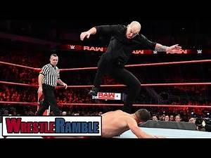 WORST WWE Raw Of 2018?! WWE Raw, Nov. 26, 2018 Review | WrestleTalk s WrestleRamble