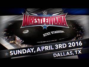 I AM GOING TO WRESTLEMANIA 32!!!