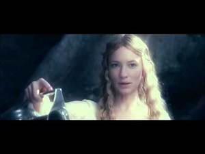 The Lord of the Rings Galadriel's Mirror