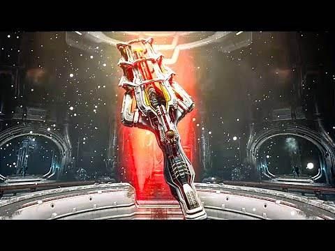 DOOM ETERNAL How To Unlock The UNMAYKR Secret Weapon - The Unmaykr Gameplay