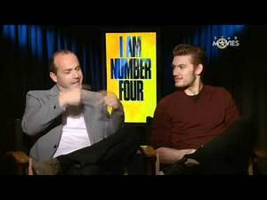 STAR Movies VIP Access: I Am Number Four - D.J. Caruso & Alex Pettyfer (Part 2/2)