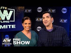 AEW Dynamite Pre-Show | 11/11/20