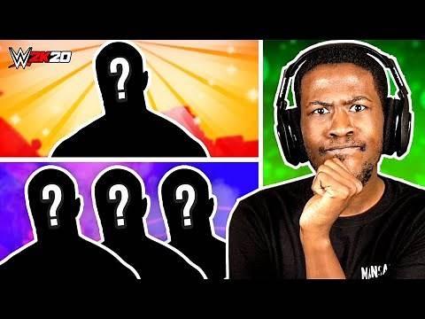 Can 1 Legend Beat 3 Jobbers in WWE 2K20? 🤔