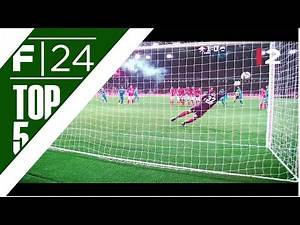 Russian Premier League: Top 5 Goals - Round 10   Feat. Hulk & Popov