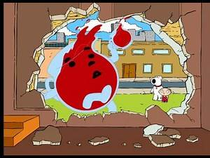 Stewei and Brian Griffin distract The Kool-Aid Man/Family guy best moments