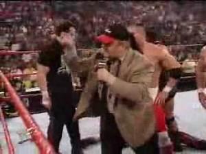 ECW Invades RAW on July 9 2001