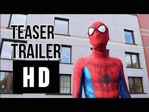 Spider-Man: The Web Series - TEASER TRAILER #2