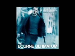 The Bourne Ultimatum: Expanded Score | 21. Marie's Theme