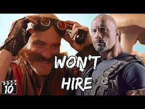 Top 10 Actors Marvel Will Never Hire - Part 4
