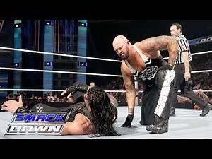 Roman Reigns vs. Luke Gallows: SmackDown, May 19, 2016