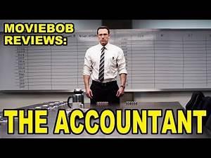 MovieBob Reviews: The Accountant