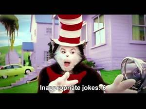 Cinematic Excrement - Episode 17: The Cat In The Hat part 2