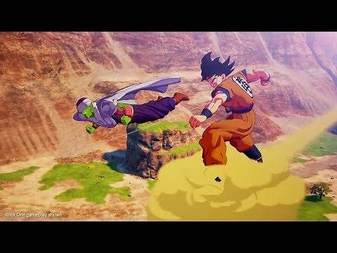 DRAGON BALL Z: KAKAROT - Game Introduction | Xbox One, PS4, PC