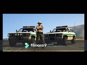 GTA V - Park Ranger Quotes