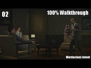 The Godfather II Walkthrough - Mission #2 - Back in the States [Flufferz] {100%}