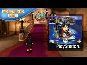 Harry Potter and the SS/PS [PS1] - Part 1: Welcome to Hogwarts | [Widescreen HD]