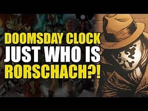 Doomsday Clock: The New Rorschach & The Supermen Theory